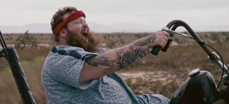 "Action Bronson Release Must Watch ""Easy Rider"" Music Video"