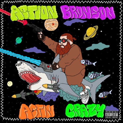 """Action Bronson Releases """"Actin Crazy"""" and Details On Forthcoming Debut Album"""