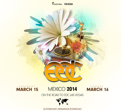 [BREAKING] EDC Mexico 2014 Announced With Dates