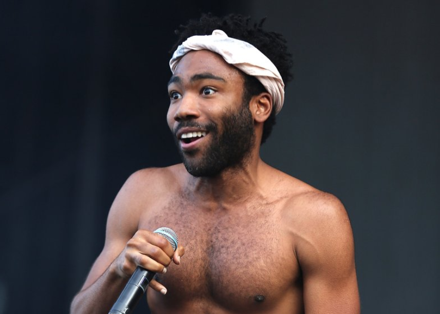 Childish gambino freestyle