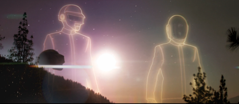 """Daft Punk and Pharrell's """"Gust Of Wind"""" Music Video Is Quite Epic"""