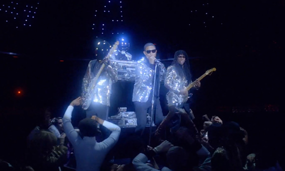 "Daft Punk releases amazing ""Lose Yourself To Dance"" Official Music Video feat. Pharrell & Nile Rodgers"