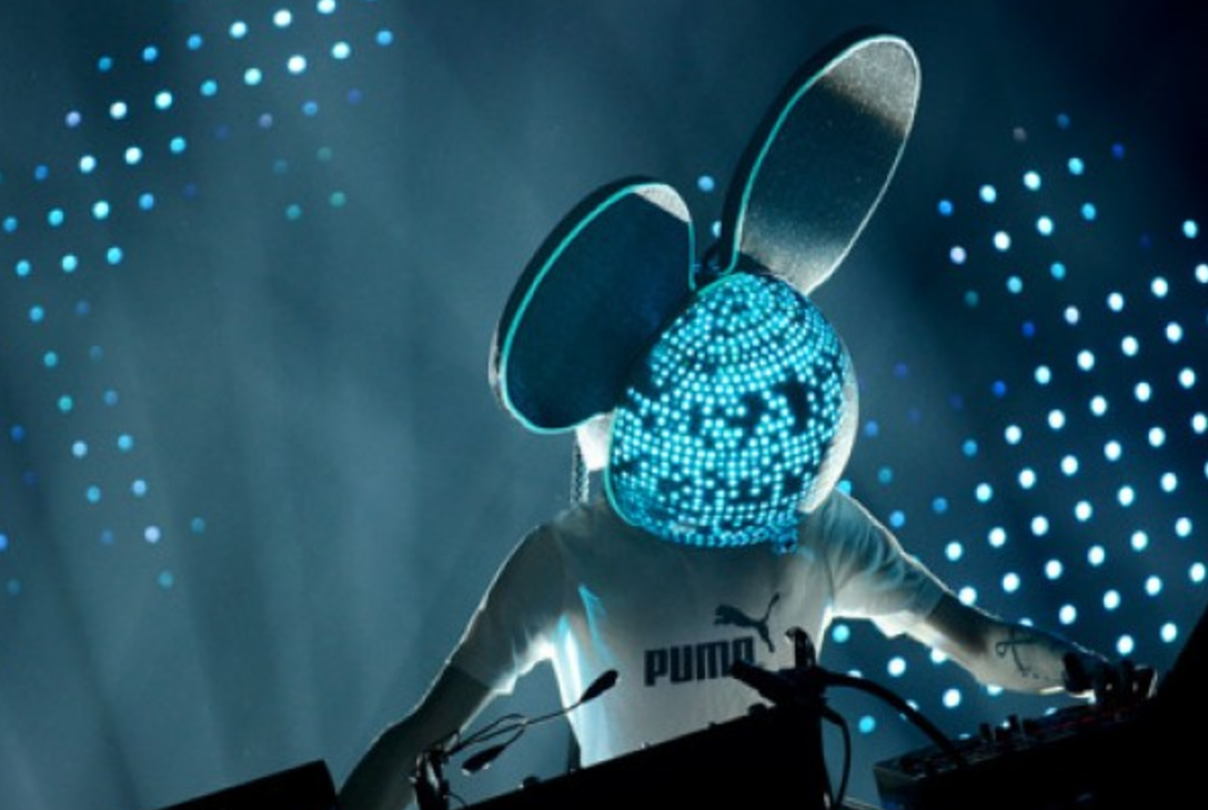 deadmau5 LED Helmet