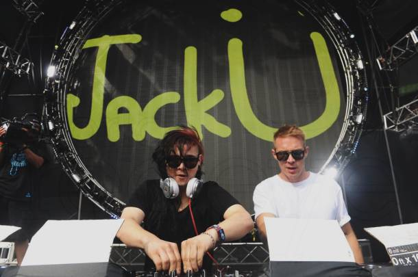 """Diplo Announces Jack U Mixtape With Skrillex And Shares First Song """"Take Your There"""""""