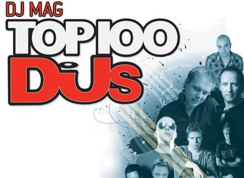 DJ Mag 2012 Top 10 List (LEAKED)