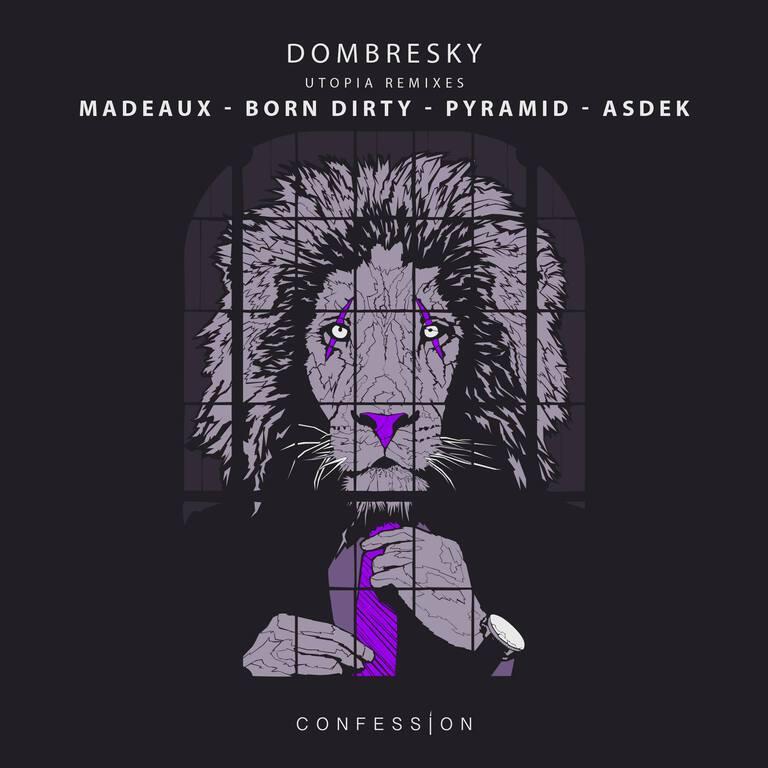 DOMBRESKY - Utopia (Madeaux REMIX) [Cover Art]