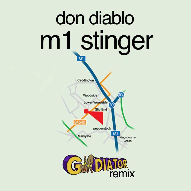 Don Diablo - M1 Stinger (gLAdiator Remix) feat. Noonie Bao : Must Hear Chill Trap / Indie Remix [Free Download]