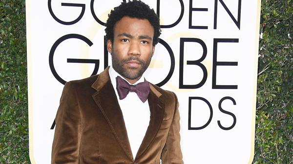 Donald Golden Globe