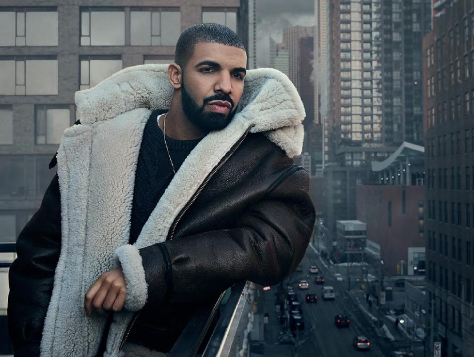 Drake Wizkid Press Shot