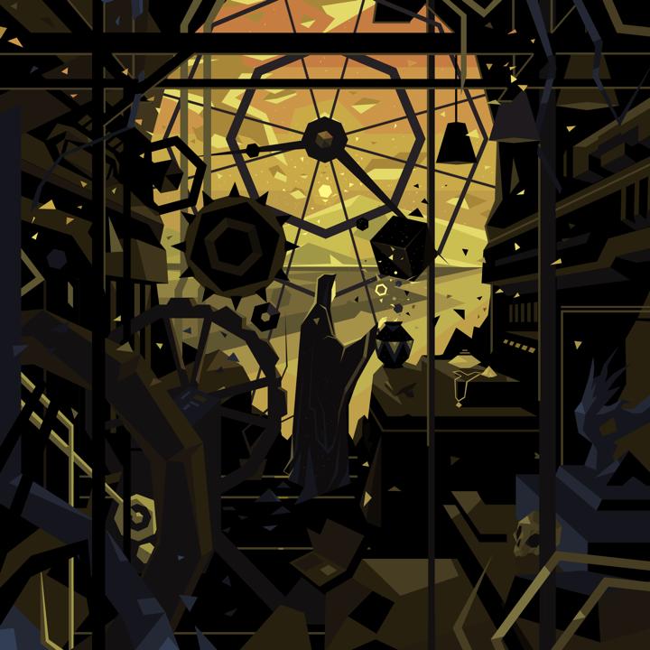 DROELOE In Time Artwork