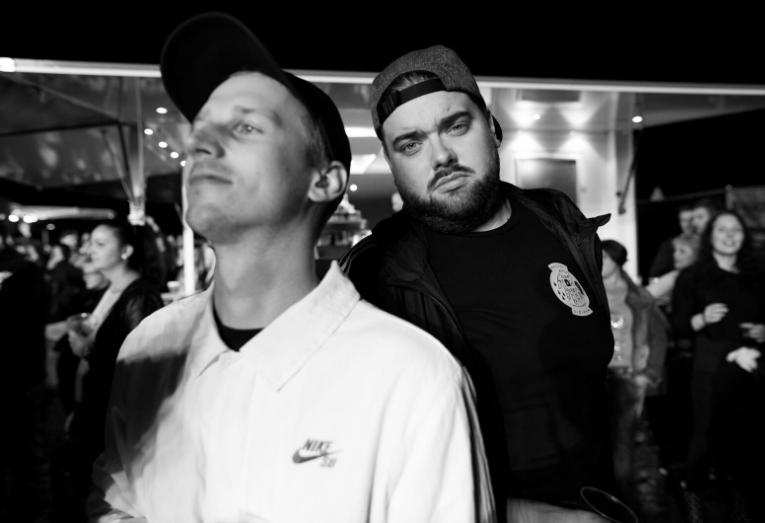 Drunken Masters press shot