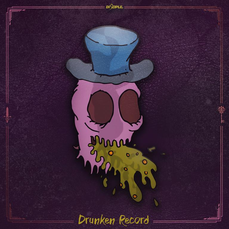 Drunken Records Dubloadz artwork