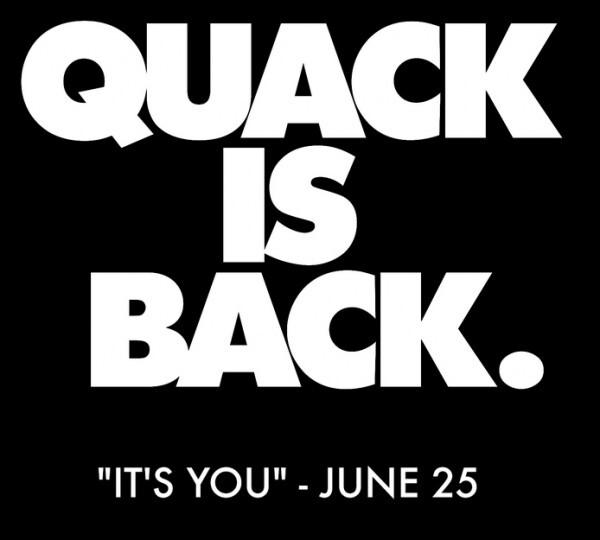 """Duck Sauce drop new must-hear single """"It's You"""""""