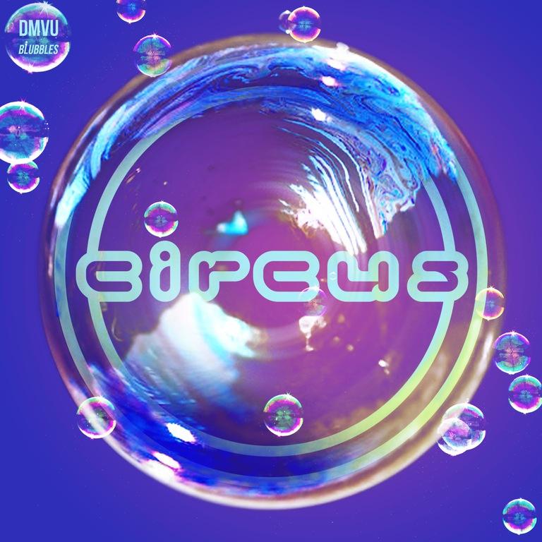 DVMU bubbles art