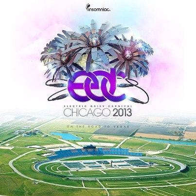 EDC Chicago 2013 Lineup Leaked: Tiësto