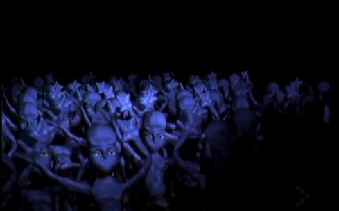 Eiffel 65 - Blue (Da Ba Dee) (Robotic Pirate Monkey Remix) : New Dubstep / Dance Remix with Music Video