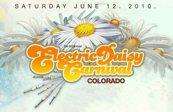 Electric Daisy Carnival 2010   Colorado