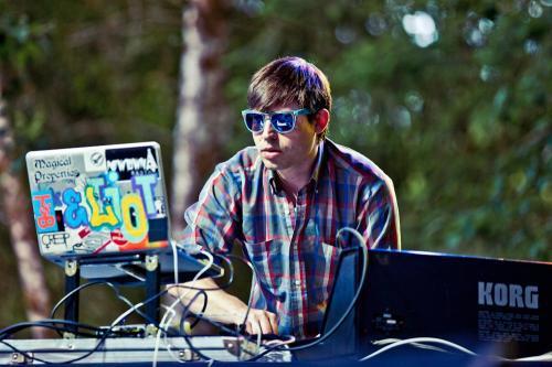 Eliot Lipp - The Sunset : Single from New Pretty Lights Music Artist