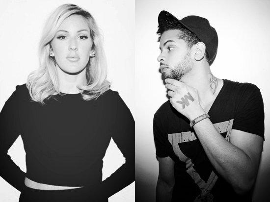 Ellie Goulding - On My Mind (MK Remix) : Deep House