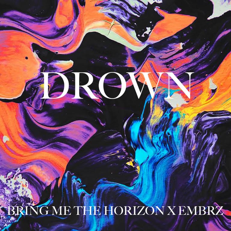 EMBRZ Drown Artwork