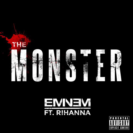 Eminem - The Monster (Ft. Rihanna) (Written by Jon Bellion) : Huge Hip-Hop Collaboration