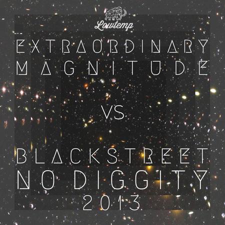 Extraordinary Magnitude Vs. Blackstreet - No Diggity 2013 : Must Hear Electro-Soul / Funk from new Gramatik Side Project [Free Download]