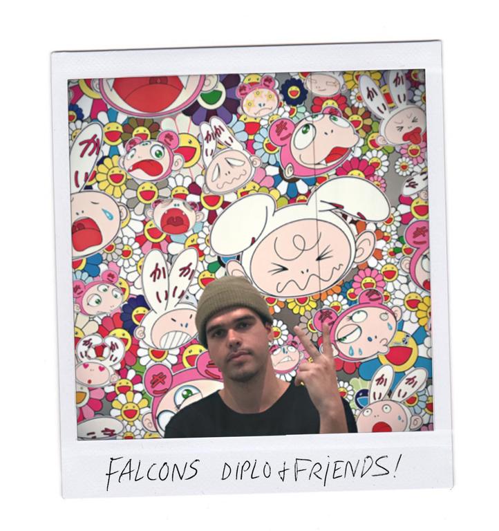 Falcons Diplo & Friends