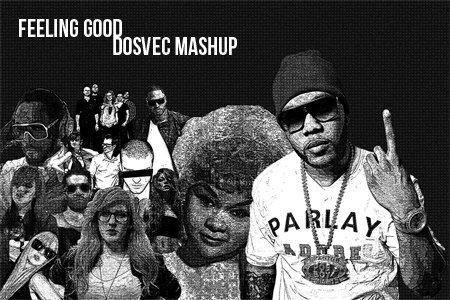 Feeling Good - DOSVEC Mashup : New Electronic Party Mashup