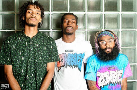 Flatbush Zombies Ft. Skepta - Redeye To Paris : Must Hear Hip-Hop [Free Download]