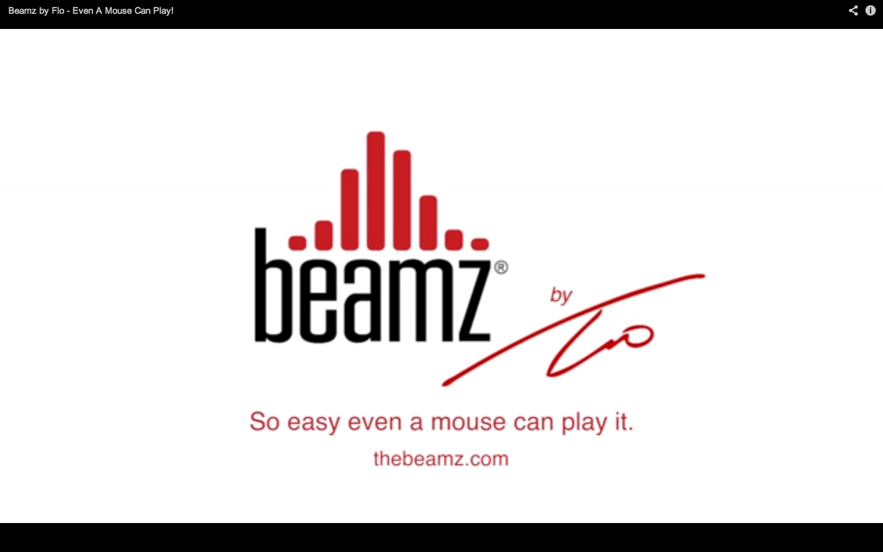 "Flo Rida Re-Ignites Feud With Deadmau5 by Bashing His Mau5 Head in New ""Beamz"" Commercial"