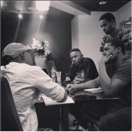 "Flying Lotus & Kendrick Lamar Collaborate On ""Eyes Above"""