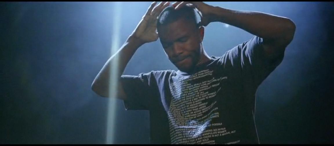 Frank Ocean Nikes Music Video
