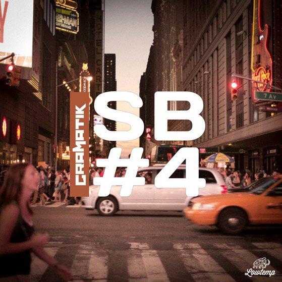 [Full Stream] Gramatik - Street Bangerz 4 aka SB4 (Album) : Must Hear Hip-Hop Instrumental / Electro-Soul Album