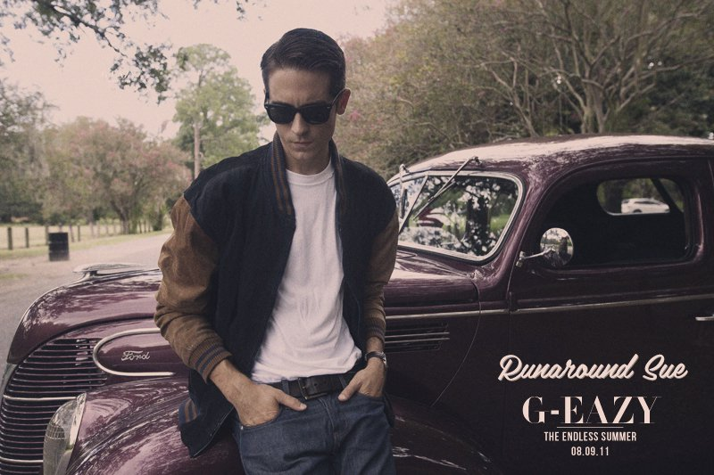 G-Eazy - Runaround Sue ft. Greg Banks : Chill New Hip Hop Song with Amazing Video [EXCLUSIVE DOWNLOAD]