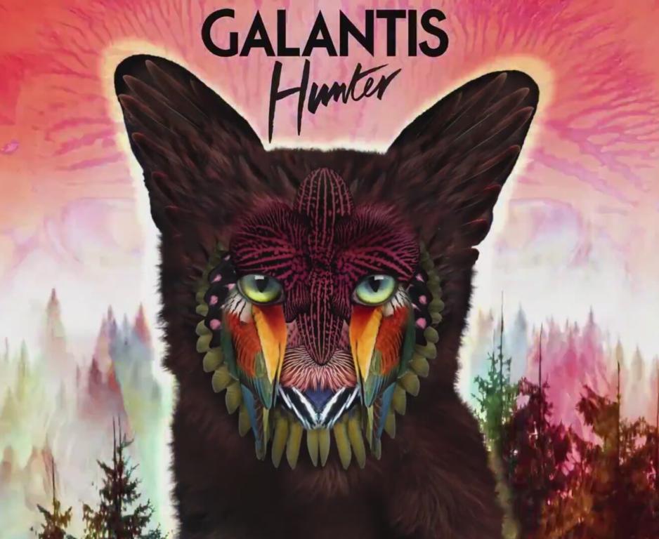 Gallantis Hunter Artwork