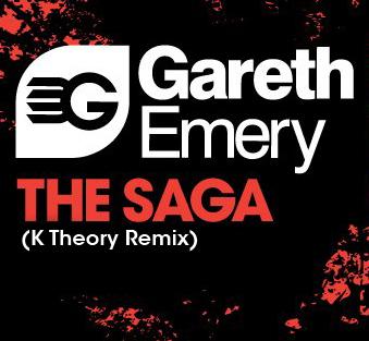 Gareth Emery - The Saga (K Theory Remix) : Progressive / Electro House Remix [TSIS PREMIERE]