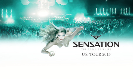 [GIVEAWAY] Win VIP experience to Sensation: The Ocean Of White in Las Vegas