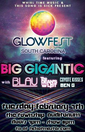 Glowfest USC Concert Ft. Big Gigantic