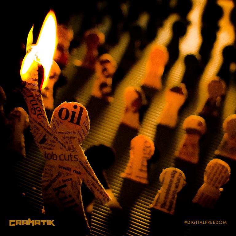 Gramatik - #digitalfreedom : Must Hear Electronic / Dubstep  / Funk Album [TSIS SPONSORED]