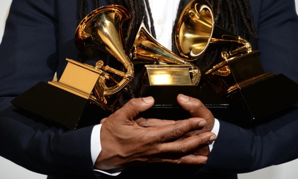 Grammy award winners 2018