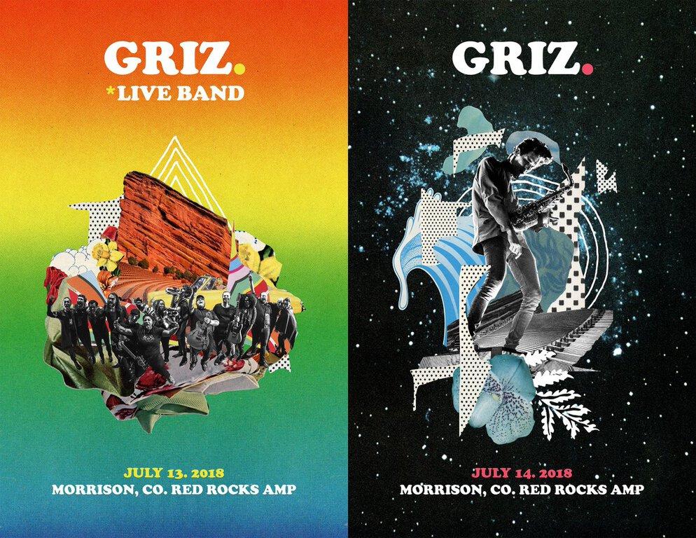 Griz Red Rocks
