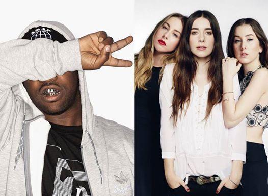 HAIM - My Song 5 Remix Feat. A$AP Ferg : Must Hear Indie / Hip-Hop Collaboration