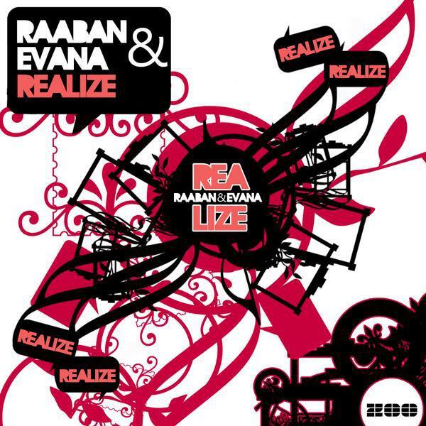 Happy Pop/House Track - Raaban & Evana - Burn it Up