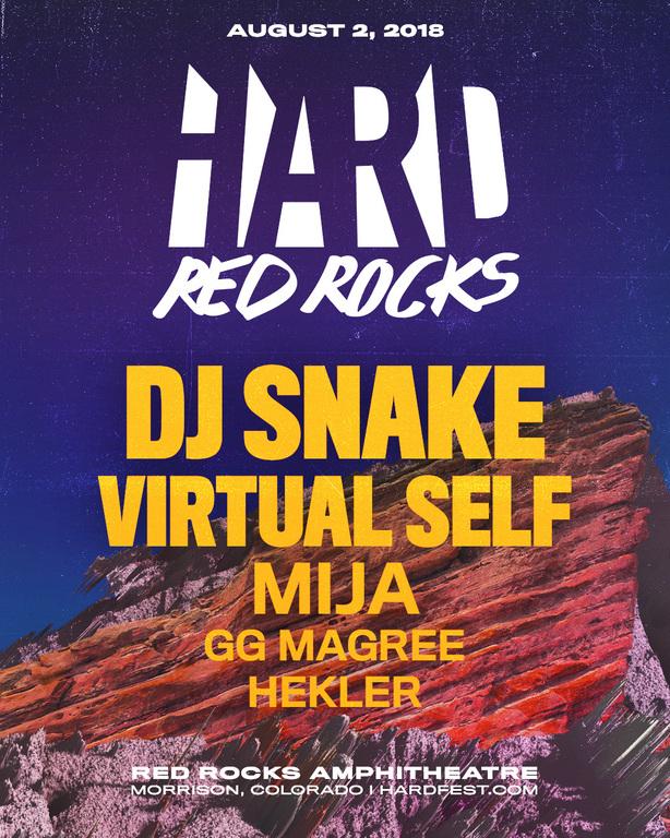 hard red rocks dj snake virtual self