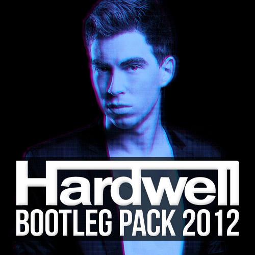 Hardwell Bootleg Pack 2012 : 19 House Mashups