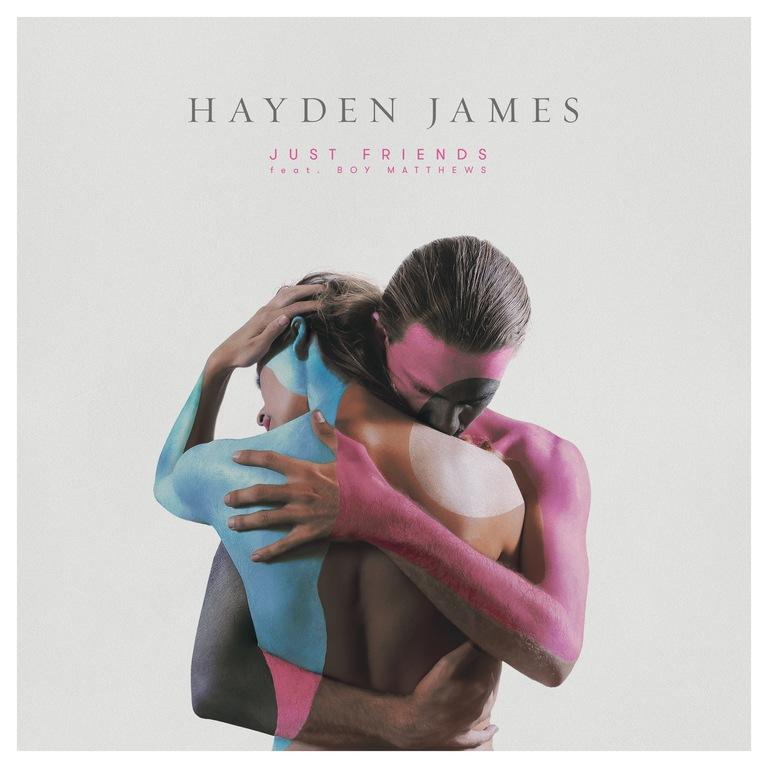 hayden james just friends