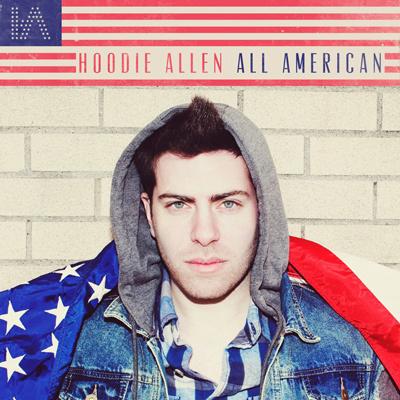 Hoodie Allen - All American EP + No Faith In Brooklyn (Music Video) : Must Hear Hip Hop EP
