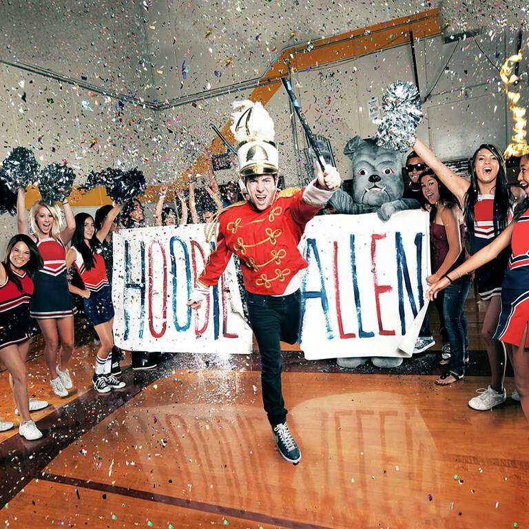Hoodie Allen - Pep Rally: Must Hear Rap with Indie influence Album/Mixtape