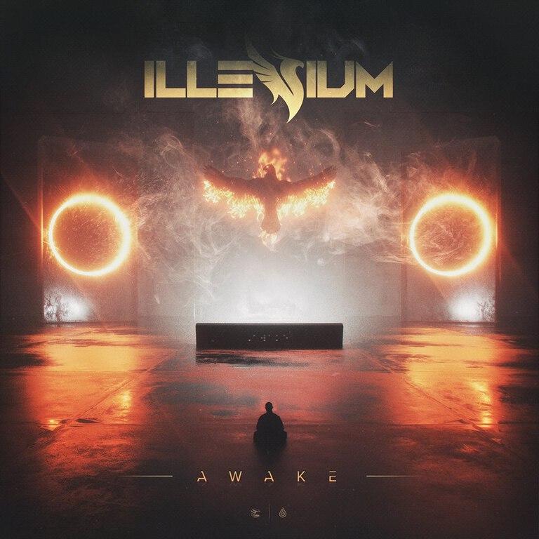 Illenium AWAKe album art
