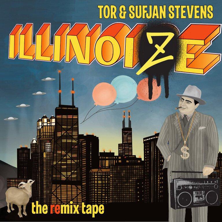 Illinoize' Sufjan Stevens Mashup Album(ft. Aesop Rock